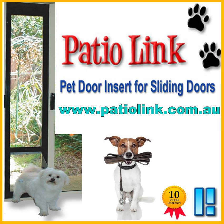 Patio Link   Pet Door Inserts For Sliding Door   The Australian Local  Business Awards