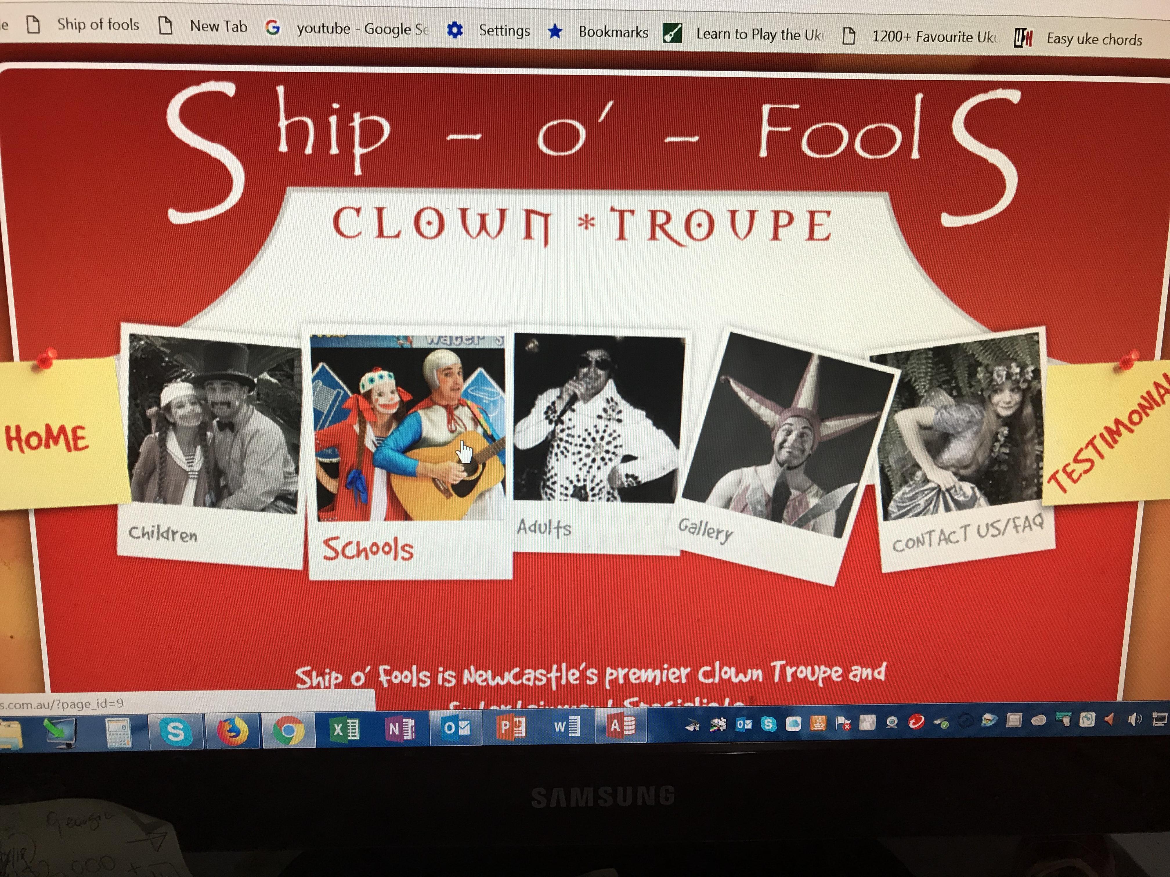 Ship O' Fools - The Australian Local Business Awards