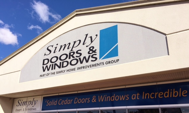 & Simply Doors and Windows - The Australian Local Business Awards